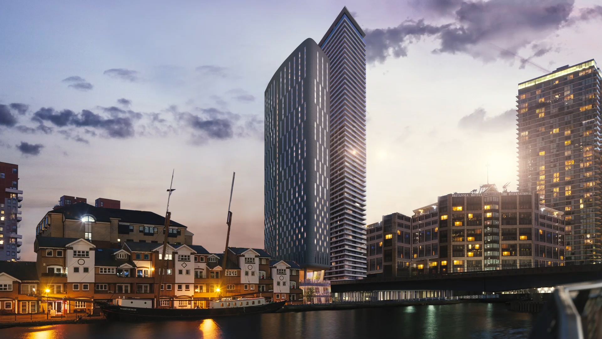 New plans submitted for the redevelopment of Quay House – Rockwell